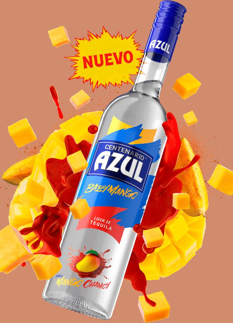 Botella Baby Mango