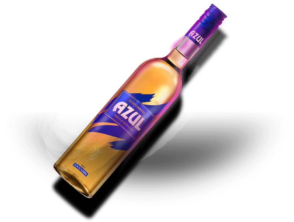 Botella Azul Tequila